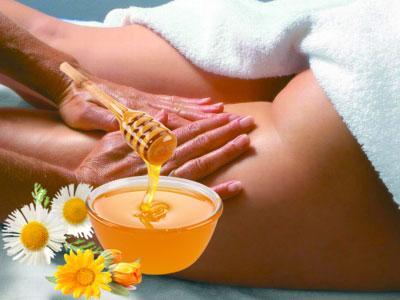 Антицеллюлитный массаж в домашних условиях с мёдом 916