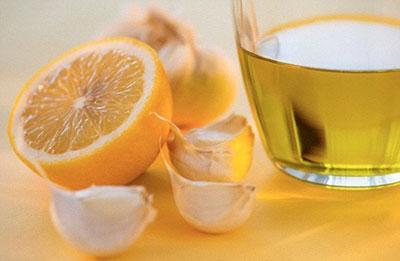 Чистка сосудов мёдом, лимоном и чесноком