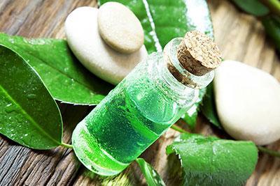 Эфирное масло чайного дерева для лица