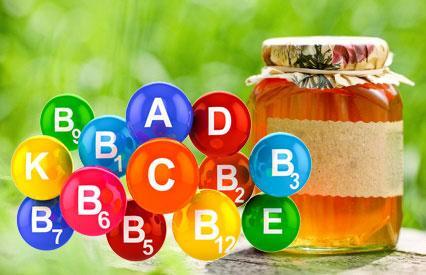 Какие витамины содержит мед?