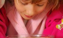 эфирные масла от насморка для детей