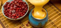 Калина с медом рецепт от давления